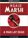 A Man Lay Dead (MP3 Book) - Ngaio Marsh, James Saxon