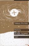 Nietota. Księga tajemna Tatr - Tadeusz Miciński