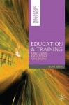 Education And Training (Skills Based Sociology) - Tony Lawson, Tim Heaton, Anne Brown