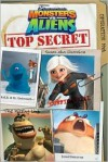 Monsters vs. Aliens: Top Secret - J.E. Bright