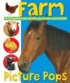 Picture Pops Farm (Picture Pops) - Roger Priddy