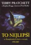 To nejlepší ze Zeměplošských diářů a ročenek 1998-2007 - Terry Pratchett, Stephen Briggs, Paul Kidby