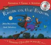 Room On The Broom (Book And Interactive CD) - Julia Donaldson, Axel Scheffler