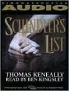 Schindler's List (Audio) - Ben Kingsley, Thomas Keneally