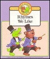 Rhymes We Like: Bear and Alligator Tales - Fay Robinson