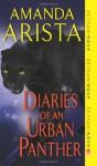 Diaries of an Urban Panther (Diaries of an Urban Panther #1) - Amanda Arista