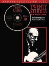 Andres Segovia - 20 Studies for the Guitar: Book/CD Pack - Fernando Sor, Paul Henry