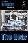 The Bear - The Unofficial Rangers Fanzine - Edition 5: 29 May 2012 - David Edgar, Scot Van den Akker