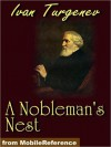 A Nobleman's Nest: Home of the Gentry - Ivan Turgenev, Isabel Florence Hapgood