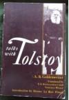 Talks With Tolstoy - Aleksandr Borisovich Goldenweizer, S.S. Koteliansky, Virginia Woolf