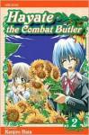 Hayate the Combat Butler, Vol. 2 - Kenjiro Hata