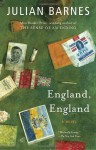 England, England-Signed Editio - Julian Barnes