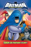 Batman Brave and the Bold: Terror on Dinosaur Island - Jake Black