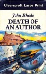 Death of an Author - John Rhode