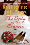 The Body in the Boudoir: A Faith Fairchild Mystery - Katherine Hall Page