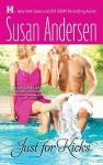 Just For Kicks (Showgirls #2) - Susan Andersen