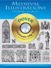 Medieval Illustrations CD-ROM and Book - Dover Publications Inc.