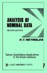 Analysis of Nominal Data (Quantitative Applications in the Social Sciences) - H.T. Reynolds, John L. Sullivan