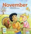 November - Mari Kesselring, Ronnie Rooney, Susan Temple Kesselring