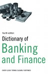 Dictionary of Banking and Finance: Over 9,000 terms clearly defined - Jane Russell, Paul Roseby, Jane Russell
