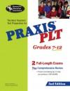 Praxis II PLT Grades 7-12 3/e: 3rd Edition - Research & Education Association, Anita Price Davis