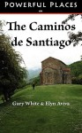 Powerful Places on the Caminos de Santiago - Powerful Places, Elyn Aviva
