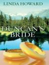 Duncan's Bride (Americana Series) - Linda Howard