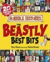 Beastly Best Bits (Horrible Histories) - Terry Deary, Martin C. Brown