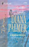 A Man of Means (Long, Tall Texans) (Silhouette Desire #1429) - Diana Palmer