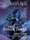 Dragon Age: The Stolen Throne - David Gaider
