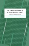 The Turn to Biographical Methods in Social Science: Comparative Issues and Examples - Chamberlayne Pr, Joanna Bornat, Tom Wengraf