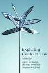 Exploring Contract Law - Bronaugh, Stephen G.A. Pitel, Jason W. Neyers, Bronaugh