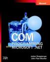 COM Programming with Microsoft® .NET - John Paul Mueller, Julian Templeman