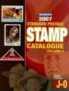 Scott Standard Postage Stamp Catalogue, Volume 4: Countries of the World J-O - James E. Kloetzel