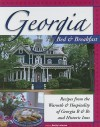 Georgia Bed & Breakfast Cookbook: Recipes from the Warmth & Hospitality of Georgia B & Bs and Historic Inns - Becky LeJeune, Melissa Craven
