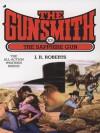 The Sapphire Gun - J.R. Roberts