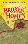 Broken Homes (Rivers of London 4) - Ben Aaronovitch