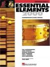Essential Elements 2000: Comprehensive Band Method Book 2 (Percussion, Book 2) - Tim Lautzenheiser, John Higgins, Paul Lavender