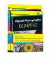Digital Photography For Dummies, DVD + Book Bundle - Mark Justice Hinton, Barbara Obermeier