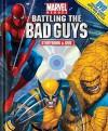 Marvel Heroes Battling the Bad Guys Book and DVD - Benjamin Harper