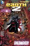 Earth 2 (2012- ) #19 - Tom Taylor, Nicola Scott, Robson Rocha