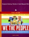 We The People: An Introduction To American Politics - Benjamin Ginsberg