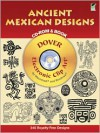 Ancient Mexican Designs CD-ROM and Book - Dover Publications Inc.