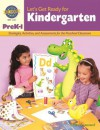 Let's Get Ready for Kindergarten - Rigby