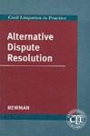 Alternative Dispute Resolution - Paul Newman
