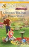 A Dream of His Own - Gail Gaymer Martin