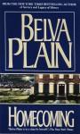 Homecoming (Audio) - Belva Plain, Lindsay Crouse