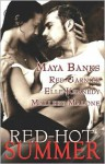 Red-Hot Summer - Maya Banks, Red Garnier, Elle Kennedy, Mallery Malone