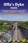 Offa's Dyke Path, 3rd: British Walking Guide: planning, places to stay, places to eat; includes 87 large-scale walking maps - Keith Carter