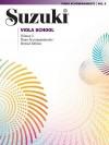 Suzuki Viola School, Vol 5: Piano Acc. (Suzuki Method Core Materials) - Shinichi Suzuki, Alfred Publishing, Koichi Ed. S. Ed. Koichi Ed. S. Suzuki